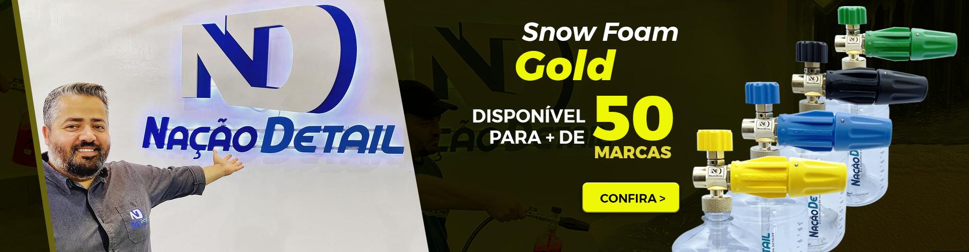 Snow Foam Gold