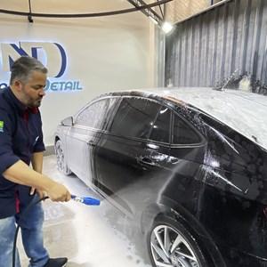Mangueira aço 05 Metros Engate Rapido Nação Detail  Electrolux Aqua Hobby Car